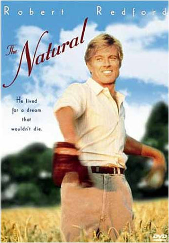 The Natural DVD Movie