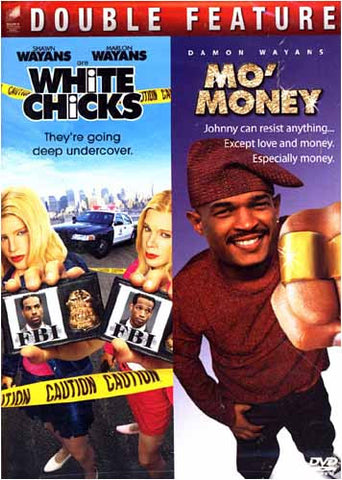 White Chicks / Mo' Money - Double Feature DVD Movie