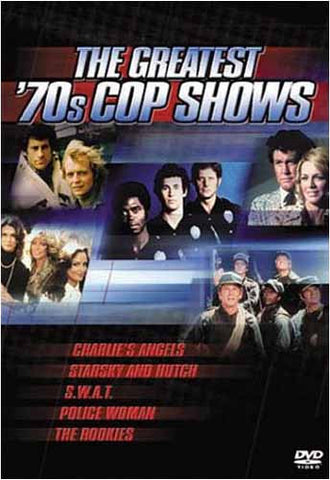 The Greatest '70s Cop Shows DVD Movie