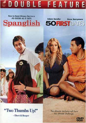 Spanglish / 50 First Dates (Double Feature) DVD Movie