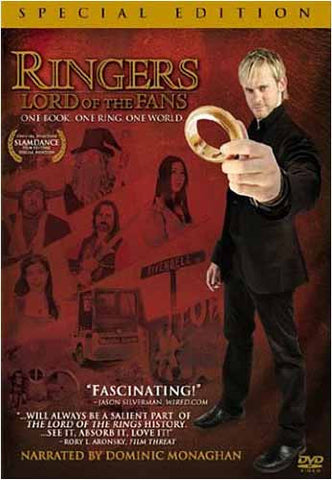 Ringers - Lord of the Fans (Special Edition) DVD Movie