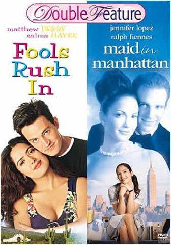 Fools Rush In / Maid in Manhattan - Double Feature DVD Movie