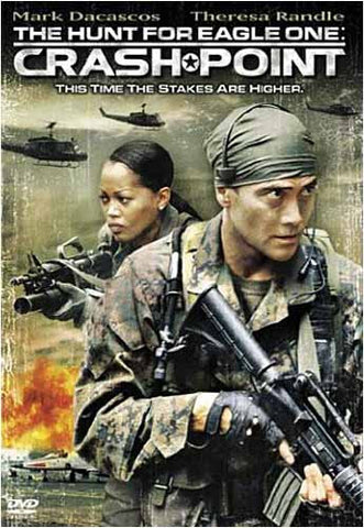 The Hunt For Eagle One: Crash Point DVD Movie