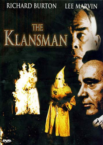 The Klansman DVD Movie