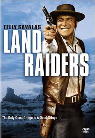 Land Raiders DVD Movie