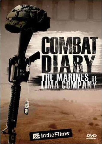 Combat Diary - The Marines of Lima Company DVD Movie