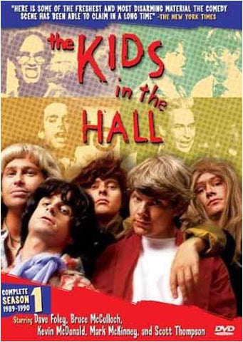 The Kids in the Hall - Complete Season 1 (Boxset) DVD Movie
