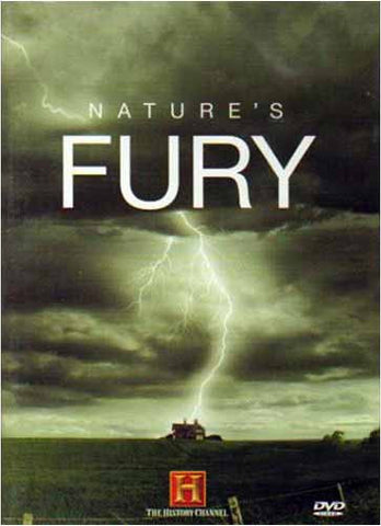 Nature s Fury - The History Channel DVD Movie