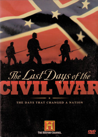 The Last Days of the Civil War - The History Channel (Boxset) DVD Movie