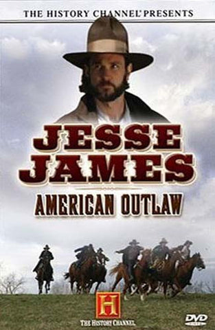 Jesse James - American Outlaw - The History Channel DVD Movie