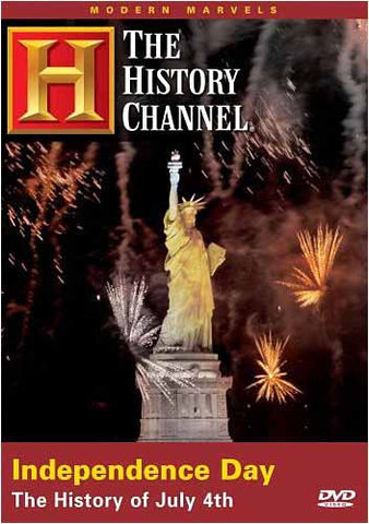 Independence Day - The History of July 4th (History Channel) DVD Movie
