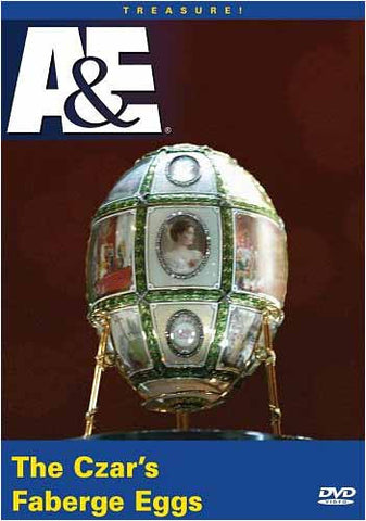 The Czar's Faberge Eggs DVD Movie