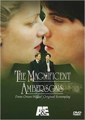 The Magnificent Ambersons DVD Movie