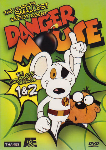 Danger Mouse - The Complete Seasons 1 & 2 (Boxset) DVD Movie
