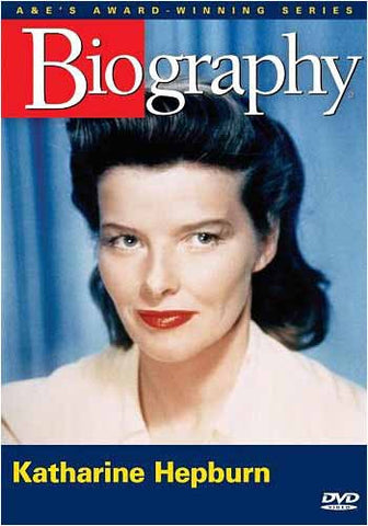 Katharine Hepburn (Biography) DVD Movie