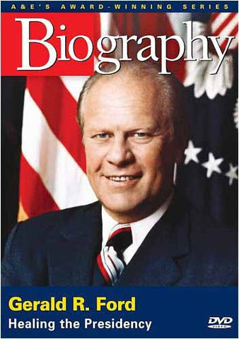 Gerald R. Ford - Healing The Presidency (Biography) DVD Movie