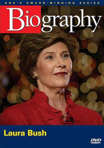 Laura Bush (Biography) DVD Movie