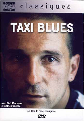 Taxi Blues DVD Movie