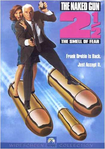 The Naked Gun 2 1/2 - The Smell of Fear DVD Movie