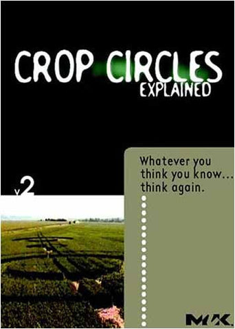 Crop Circles - Explained DVD Movie