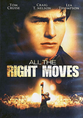 All the Right Moves DVD Movie