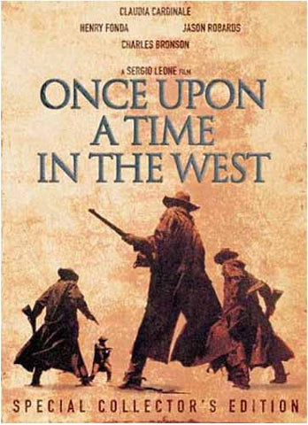 Once Upon a Time in the West - Special Collector s Edition (Boxset) DVD Movie