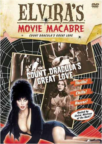 Elvira s Movie Macabre - Count Dracula s Great Love DVD Movie