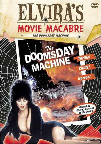 Elvira's Movie Macabre - The Doomsday Machine DVD Movie
