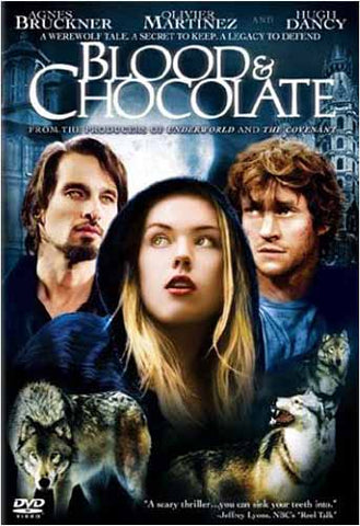 Blood and Chocolate DVD Movie