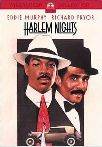 Harlem Nights DVD Movie