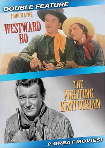Westward Ho / The Fighting Kentuckian (Double Feature) DVD Movie