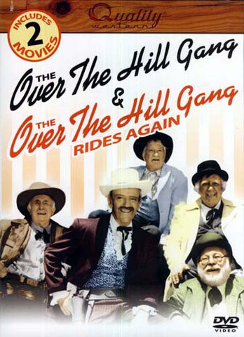 The Over the Hill Gang/The Over the Hill Gang Rides Again DVD Movie