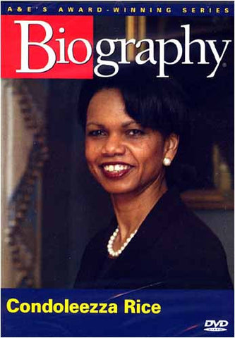 Condoleezza Rice (Biography) DVD Movie