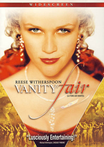 Vanity Fair (Widescreen) DVD Movie
