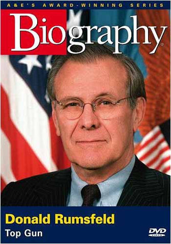 Donald Rumsfeld - Top Gun (Biography) DVD Movie