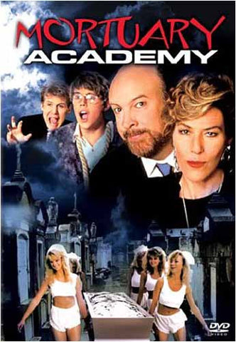 Mortuary Academy DVD Movie