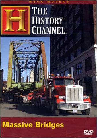 Massive Bridges (The History Channel) DVD Movie