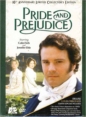Pride and Prejudice (10th Anniversary Collector's Set) (Boxset) DVD Movie