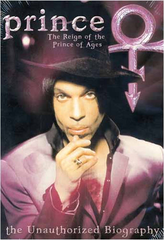 Prince : The Reign of the Prince of Ages ( the Unauthorized Biography) DVD Movie