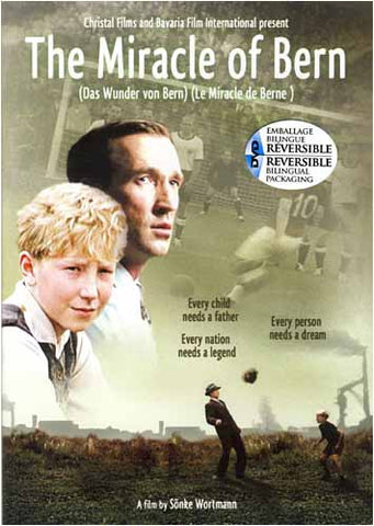 Le Miracle De Bern / Das Wunder Von Bern / The Miracle of Bern DVD Movie