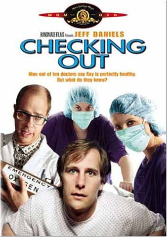 Checking Out(David Leland) DVD Movie