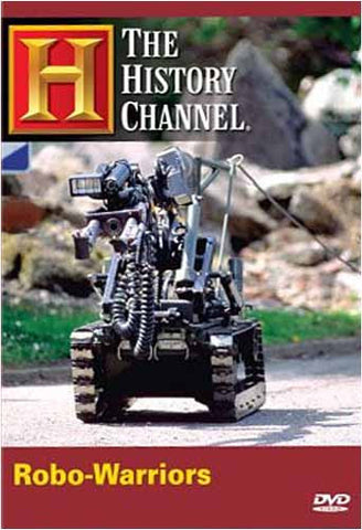 Robo-Warriors (The History Channel) DVD Movie