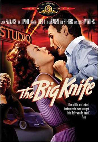 The Big Knife DVD Movie