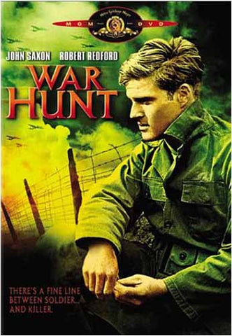 War Hunt DVD Movie