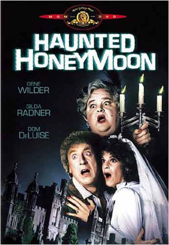 Haunted Honeymoon DVD Movie