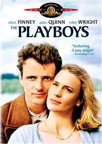 The Playboys (Albert Finney) (MGM) DVD Movie