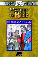 Mysteries Of The Bible: The Bible s Greatest Heroes (A and E Home Video) (Boxset)