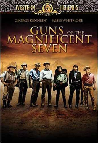 Guns Of The Magnificent Seven - Western Legends (MGM) DVD Movie