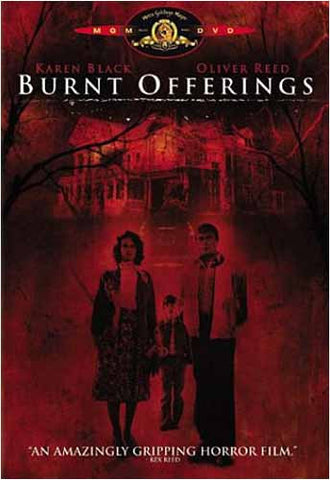 Burnt Offerings DVD Movie