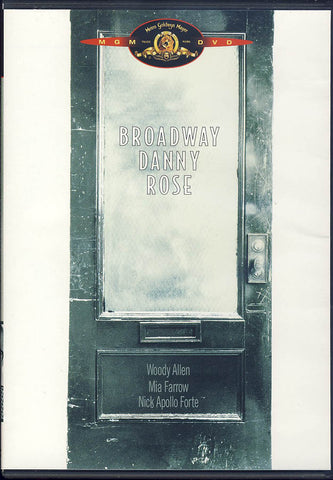 Broadway Danny Rose (MGM) DVD Movie